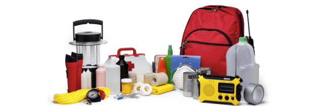 What should be included in a 72 hour emergency kit?
